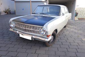 Opel Record Oldtimer VL