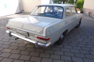 Opel Record Oldtimer HR