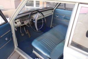 Opel Record Oldtimer Innen