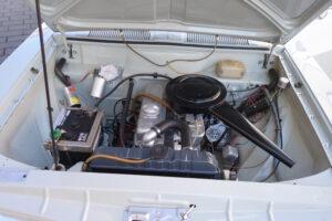 Opel Record Oldtimer Motor