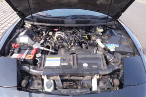 Pointiac Firebird Motor